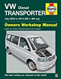 VW Transporter Diesel (July 03 - 14) 03 To 64 (Haynes Manuals)