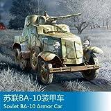 KNL ® TRUMPETER 1?/ 35ソビエトBA - 10装甲車83840