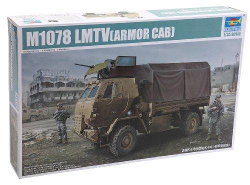 """1/35 アメリカ軍 M1078LMTVトラック""""装甲キャビン"""""""