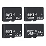 microSDXCカード class10  最大読込85MB/s TFカード Androidスマートフォン、カメラ、スピーカーなど対応 (64GB)