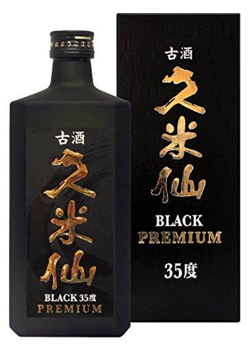 久米仙酒造 久米仙ブラック古酒 35度 720ml