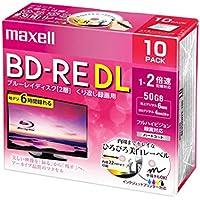 録画用ブルーレイディスク 日立マクセル BEV50WPE.10S