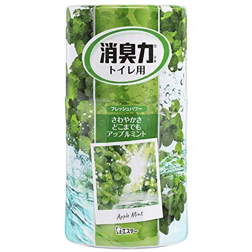 RoomClip商品情報 - トイレの消臭力 消臭芳香剤 トイレ用 トイレ アップルミントの香り 400ml