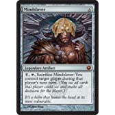 Magic: the Gathering - Mindslaver - Scars of Mirrodin by Wizards of the Coast [並行輸入品]