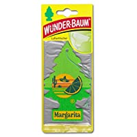 WUNDER-BAUM(ワンダーバウム)ヨーロッパ版リトルツリー エアフレッシュナー 【Margarita】LittleTree 芳香剤