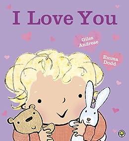 [Andreae, Giles]のI Love You (English Edition)