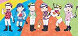 【Amazon.co.jp限定】おそ松さん こばなしあつめ(メーカー特典:描き下ろし集合缶バッチ)(オリジナル【描き下ろし】B3クリアポスター付) [Blu-ray]