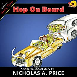 Hop On Board (A Series of Ghastly Things Book 1) by [Price, Nicholas A.]