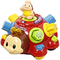 VTech Crazy Legs Learning Bug 「たのしいテントウムシ親子」 正規輸入品 80-111203