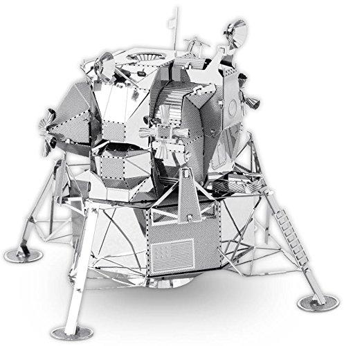 メタリックナノパズル アポロ月着陸船