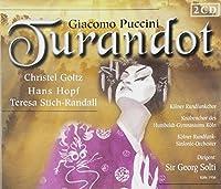 Puccini: Turandot by GOLTZ / COLOGNE RADIO ORCH / SOLTI