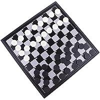 Dovewill 100プレーフィールド 高品質 ドラフト チェッカーセット フォールディング マグネットボード