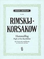 RIMSKY - El Vuelo del Moscardon para Violoncello y Piano (Strimer)