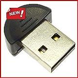 Doyime Bluetooth USB ドングル USBアダプタ Windows10/Windows8/Windows7/Vistaに対応(Macに非対応)