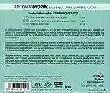 ドヴォルザーク : 弦楽四重奏曲集 (Antonin Dvorak : String Quartet Op.80 | Miniatures B 49 | Cypresses (12) B152 / Zemlinsky Quartet) [SACD Hybrid] [輸入盤]