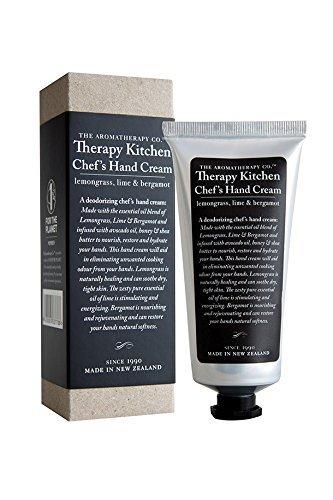 三和トレーディング Therapy Kitchen ハンドクリームレモングラス、ライム&ベルガモット 121-02-003