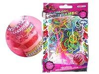 【景品玩具】輪ゴム編み込 てづくりアクセサリーキット 25入り