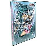 遊戯王TCG デュエルモンスターズ 竜騎士ブラック・マジシャン・ガール カードバインダー 9ポケット