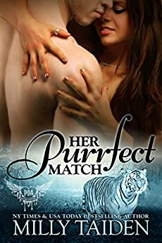 Her Purrfect Match (Paranormal Dating Agency, Book 3) by [Taiden, Milly]
