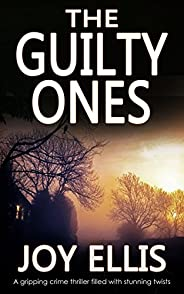 THE GUILTY ONES a gripping crime thriller filled with stunning twists (JACKMAN & EVANS Boo