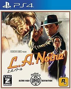 L.A.ノワール 【CEROレーティング「Z」】 - PS4