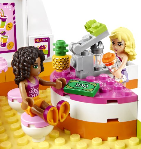 レゴ フレンズ ハートレイクジュースバー 41035