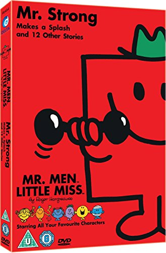 Mr. Strong Makes A Splash And 12 Other Stories [DVD]