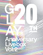 GLAY 20th Anniversary LIVE BOX VOL.2 [Blu-ray](在庫あり。)
