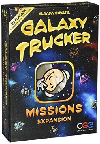 Galaxy Trucker Missions Board Game