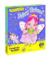Paint and Decorate Fairy Friend by Faber and Castell [並行輸入品]