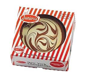 ジュニアーズ ニューヨーク チーズケーキ  (C チョコレートスワール)