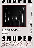 スヌーパー - BLOSSOM (5th Mini Album) CD+Booklet+Postcard+2Photocards+Folded Poster [韓国盤]/