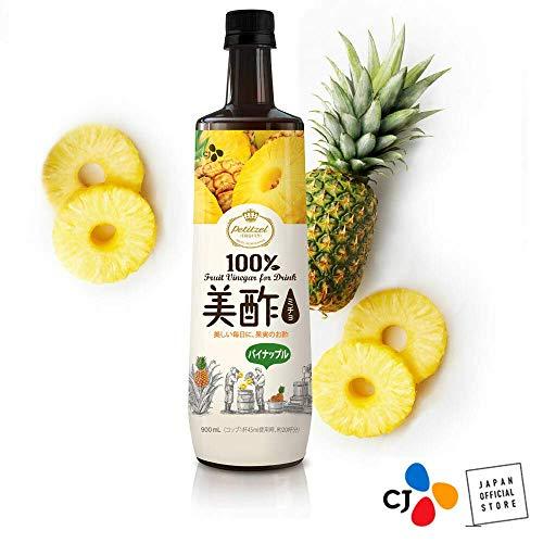 CJジャパン 美酢 パイナップル味 900ml