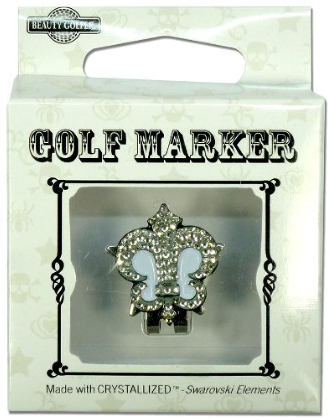 小説家不承認知覚するゴルフ マーカー BG-15