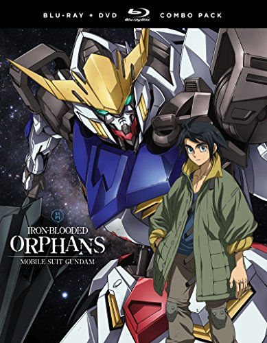Mobile Suit Gundam: Iron-Blooded - Ssn One Pt 1 [Blu-ray] [Import]