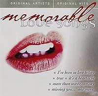 Memorable Love Songs