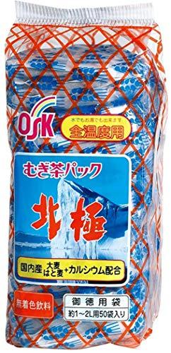 OSK 麦茶パック 北極 50包×2