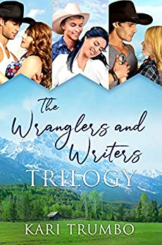 The Wranglers and Writers Trilogy (Whispers in Wyoming) by [Trumbo, Kari]
