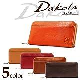 [ダコタ] Dakota 長財布 ラウンドファスナー 0035896 フォンスシリーズ マスタード DA-35896-53