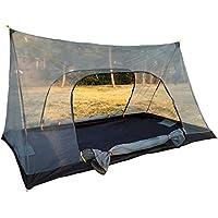 FLYFLYGO モスキートネット (蚊帳) 超軽量携帯式テント キャンピング、キャンプ、アウトドアにおすすめ