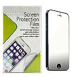 TaoTech iPhone5 5s SE 液晶保護フィルム PET素材 鏡面 ミラータイプ ミラーフィルム 正面保護フィルム TPUフィルム (iPhone5/5s/SE, 鏡タイプ)