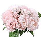 Outflower チュアフラワー の 手芸 ハンド 造花 って プレゼントホーム結婚式の 飾る 30*9*19cm