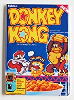 Donkey Kong Cerealボックス冷蔵庫マグネット( 2x 3インチ)