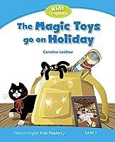 Penguin Kids Original : Level 1 Magic Toys on Holiday (Penguin Kids (Graded Readers))