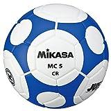 ミカサ サッカーボール 検定球 5号 MC5-WBL