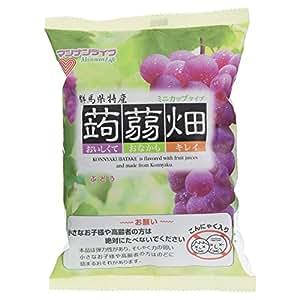 マンナンライフ 蒟蒻畑 ぶどう味 12個入