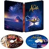 アラジン 4K UHD MovieNEX スチールブック(数量限定)[VWAS-6937][Ultra HD Blu-ray]