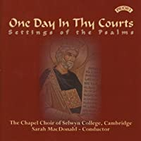 One Day in Thy Courts