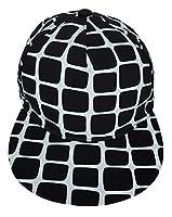 (トヨベイ)Toyobuy カジュアル キャップ ベースボールキャップ 野球帽 スポーツ キャップ 日よけ ダンス アウトドア レディース メンズ 兼用 帽子(ブラックB)