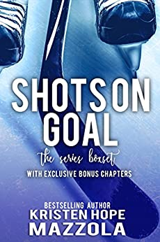 The Shots On Goal Series Box Set by [Mazzola, Kristen Hope]